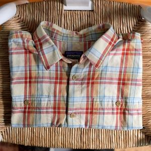 Patagonia Shirts - Patagonia Organic Cotton Button Down